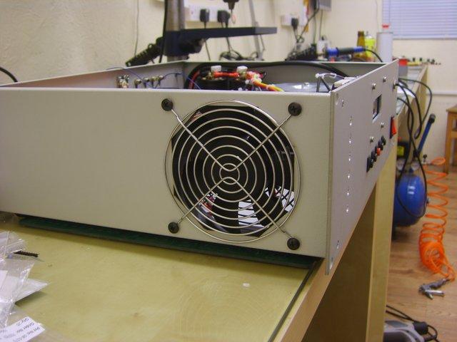 600W HF RF amplifier EB104